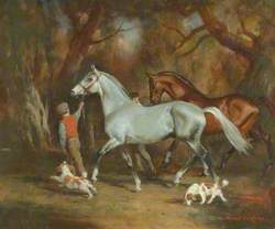 Leading Ponies