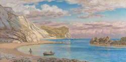 Man of War Rocks, Coast of Dorset