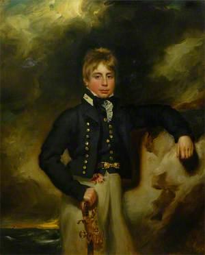 Midshipman (later Captain) John Windham Dalling, RN