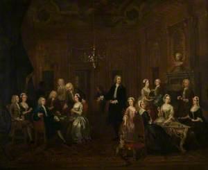 The Wollaston Family