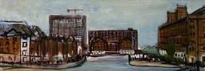 View of Waterloo Warehouse, Liverpool