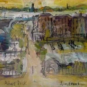 View of Albert Dock