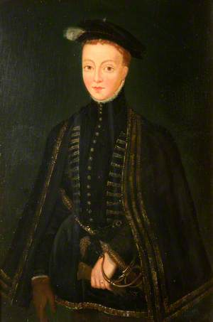 Henry Stuart (1545–1567), Lord Darnley