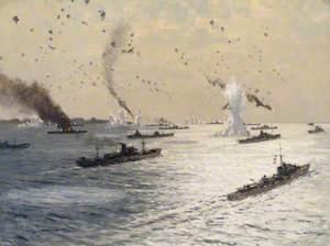 Convoy Under Attack