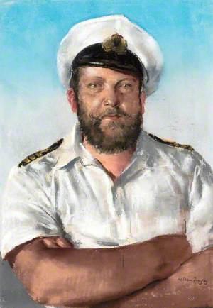 Commander M. A. C. Biddulph, DSC, RN