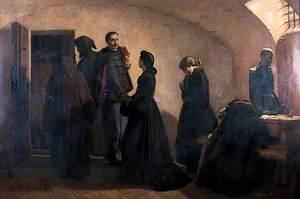 Colonel Becky in Prison, 1860