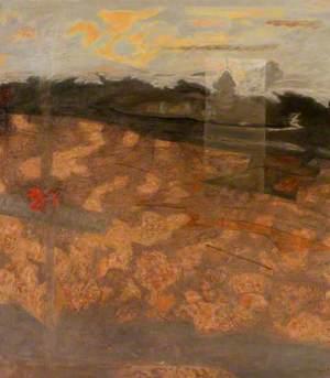 Geranium Landscape