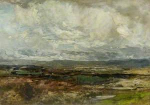Storm Gathering over Shap Fells, Cumbria