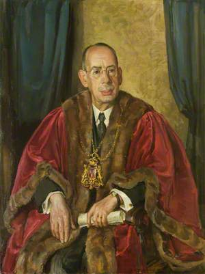 Duncan Fraser, LLD, Lord Provost of Aberdeen (1947–1951)