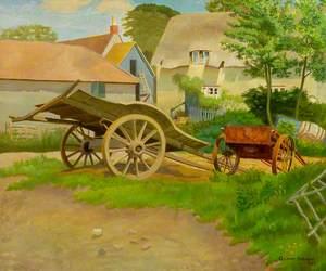 The Farmyard, Garsington, Oxfordshire