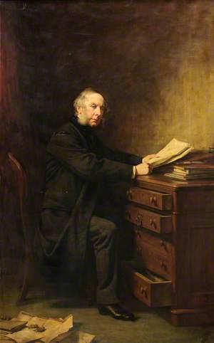 John Angus, Town Clerk