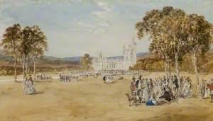 Highland Gathering at Balmoral