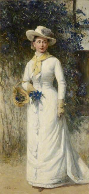 Mrs Alexander Macdonald (1837–1885)
