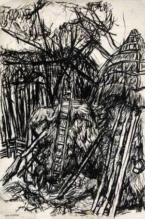 Ladder and Haystacks