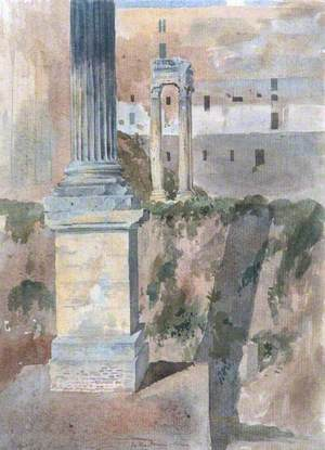 In the Forum, Rome