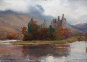 Kilchurn Castle, Argyll