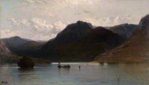 Loch Chon, Macgregor Country, Stirlingshire