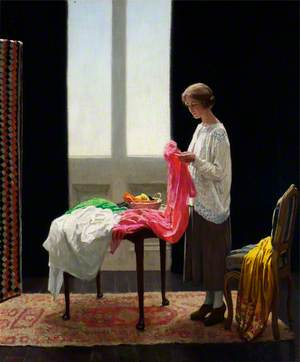 The Embroideress