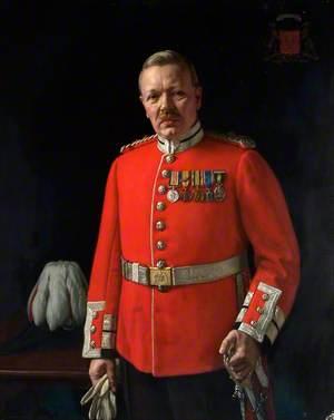 Edward Watt, MA, LLD, Lord Provost of Aberdeen