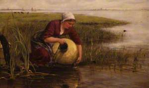 The Milkmaid of Maas