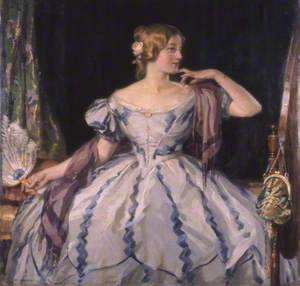 A Victorian Debutante