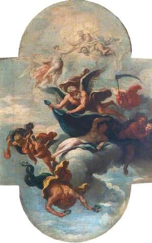 The Descent of Venus