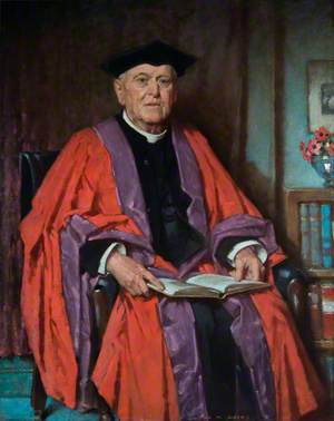 The Reverend W. G. Robertson, DD