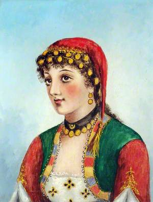 Eastern Lady
