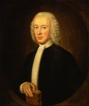 Reverend William Wilson of Airlie, Perth