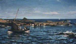Canty Bay, North Berwick, East Lothian