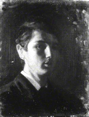 The Artist at Seventeen Years of Age