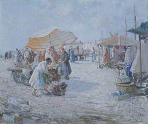 Market on the Atlantic Coast