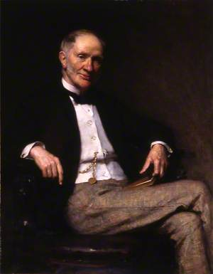 John Webster (1810–1891), Lord Provost of Aberdeen (1856–1859), Liberal MP for the City of Aberdeen (1880–1885)