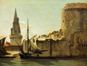 The Harbour Tower, La Rochelle, France