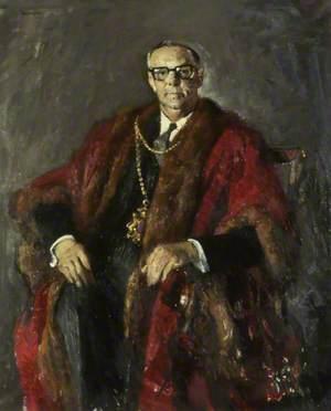 Norman Hogg, CBE, DL, JP, LLD, Lord Provost of Aberdeen (1964–1967)