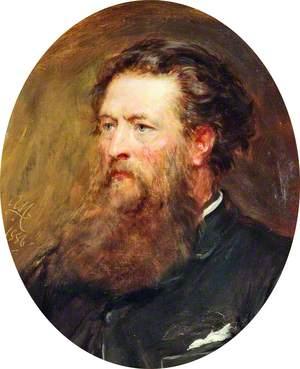Vicat Cole (1833–1893), RA
