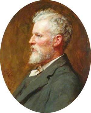 Alfred Waterhouse (1830–1905), RA