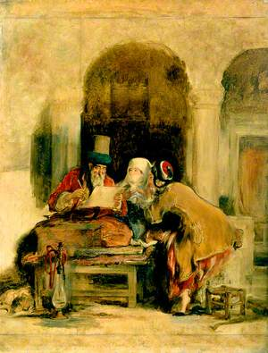The Turkish Letter Writer