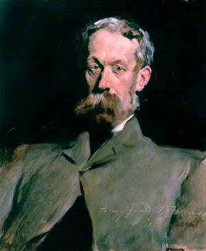 Dr Robert Farquharson of Finzean (d.1918)