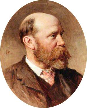 William McTaggart (1835–1910), RSA, RSW