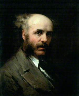 George Paul Chalmers (1833–1878), RSA