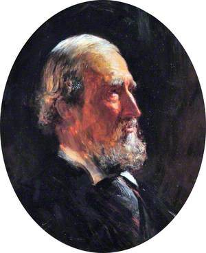 William Calder Marshall (1813–1894), RA