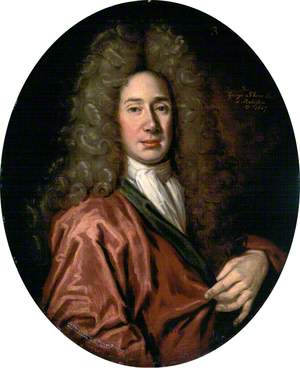 Sir George Skene of Wester Fintray and Rubislaw, Provost of Aberdeen (1676–1685)