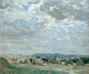 Haytime, Midlothian