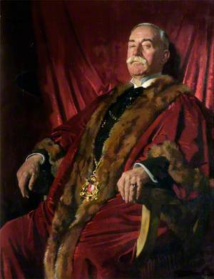 Sir William Meff, Lord Provost of Aberdeen (1911–1925)