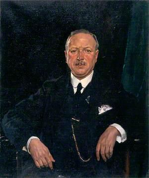 Sir Thomas Jaffrey, Bt, LLD, Chairman of Aberdeen Art Gallery Committee (1928–1951)