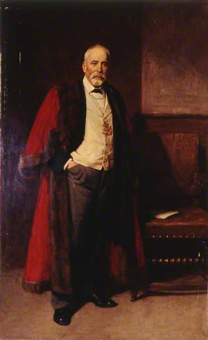 James Walker of Richmondhill, Lord Provost of Aberdeen (1902–1905)