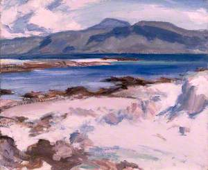 Blue Sea, Iona