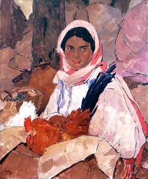 Anghera Peasant Girl