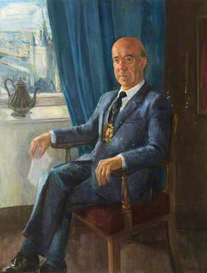 Alec Collie, Lord Provost of Aberdeen